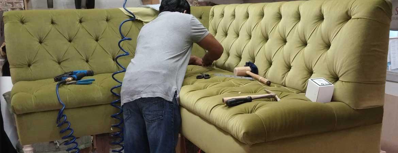 Custom Upholstery Sylmar